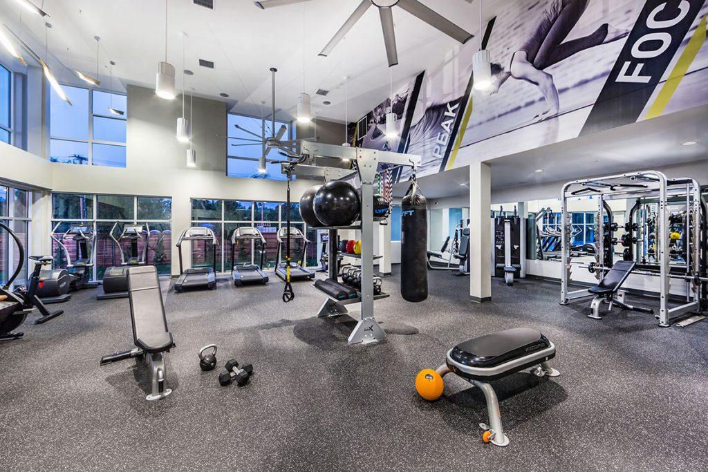 6tenEAST - 6tenEAST: Fitness Center