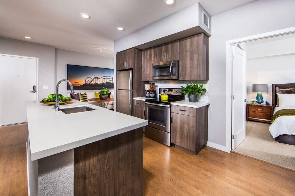 6tenEAST - Plan J2: Kitchen